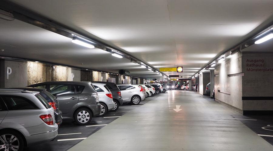 Parking souterrain Paris